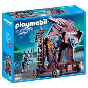Playmobil - 6628 - Tour d'attaque des chevaliers du Faucon (333886)
