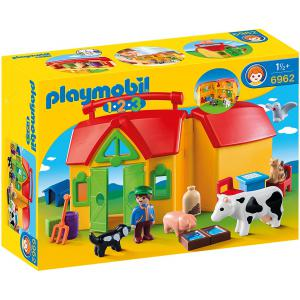 Playmobil - 6962 - Ferme transportable avec animaux (333894)