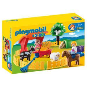 Playmobil - 6963 - Parc animalier (333896)