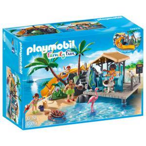 Playmobil - 6979 - Ile avec vacanciers (333918)