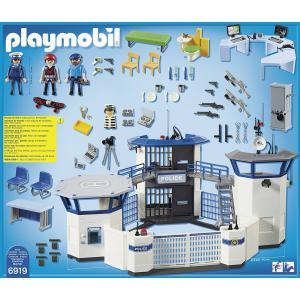 Playmobil - 6919 - Commissariat de police avec prison (333964)