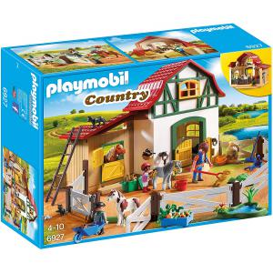 Playmobil - 6927 - Poney club (333976)