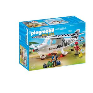 Playmobil - 6938 - Avion avec explorateurs (333982)