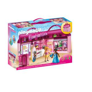Playmobil - 6862 - Magasin transportable (333996)