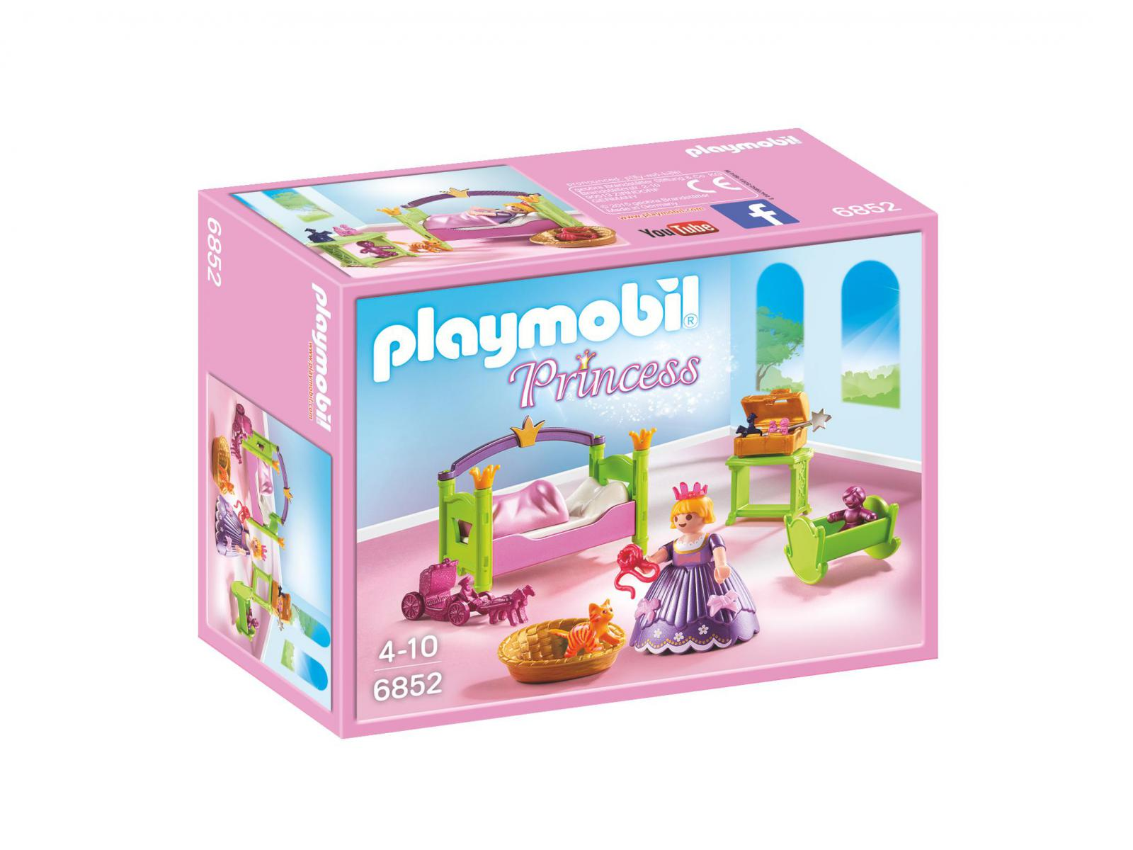 Playmobil chambre de princesse for Playmobil chambre princesse