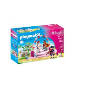 Playmobil - 6853 - Couple princier masqué (334060)