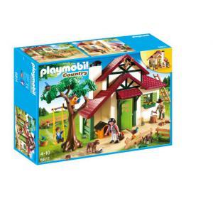 Playmobil - 6811 - Maison forestière (334062)