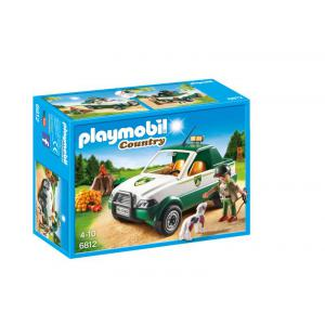 Playmobil - 6812 - Garde forestier avec pick-up (334064)