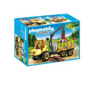 Playmobil - 6813 - Porteur avec bûcheron (334066)