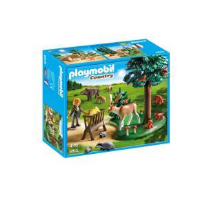 Playmobil - 6815 - Garde forestière avec animaux (334070)