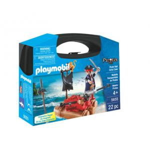 Playmobil - 5655 - Valisette Pirates (334084)