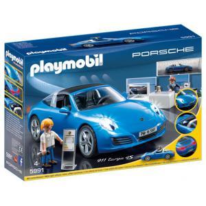 Playmobil - 5991 - Porsche 911 Targa 4S (334088)