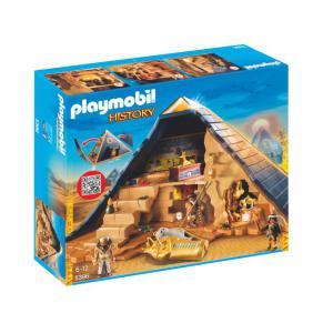 Playmobil - 5386 - Pyramide du pharaon (334106)