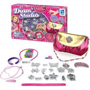 Megableu editions - 678218 - Diam studio - mon sac de star (334130)