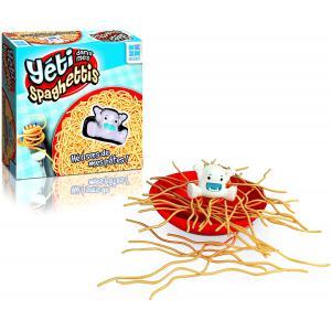 Megableu editions - 678019 - Yeti dans les spaghettis - Age: 4 ans + (334140)