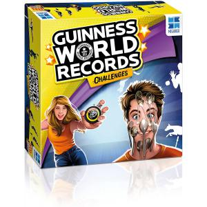 Megableu editions - 678046 - GUINNESS RECORD CHALLENGES (334142)