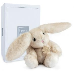 Histoire d'ours - HO2733 - Fluffy - lapin écru PM - Taille 27 cm (334250)
