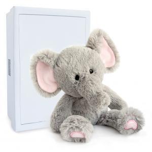 Histoire d'ours - HO2746 - Choubis - éléphant - Taille 28 cm (334274)