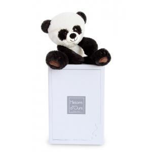 Histoire d'ours - HO2749 - Choubis - panda - Taille 28 cm (334280)