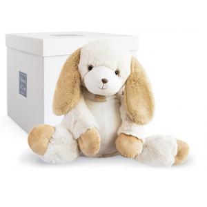 Histoire d'ours - HO2723 - Softy - chien écru GM - Taille 70 cm (334288)