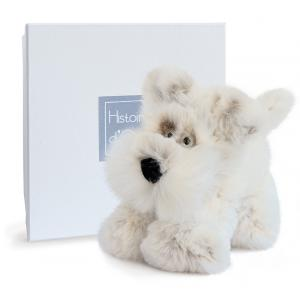 Histoire d'ours - HO2724 - Softy - chien scottish PM - Taille 25 cm (334290)