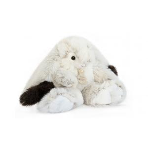Histoire d'ours - HO2730 - Softy - lapin Ulysse PM - Taille 20 cm (334296)