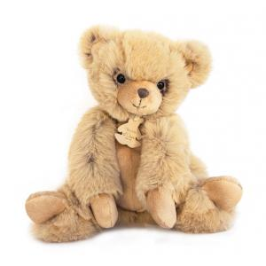 Histoire d'ours - HO2718 - Softy - ours miel PM - Taille 25 cm (334304)