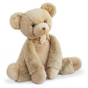 Histoire d'ours - HO2720 - Softy - ours miel GM - Taille 70 cm (334308)