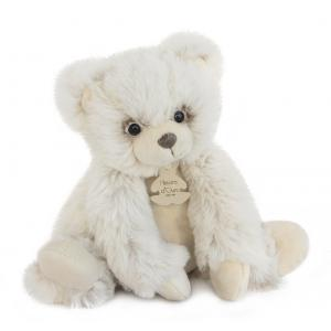 Histoire d'ours - HO2715 - Softy - ours écru PM  - Taille 25 cm (334310)