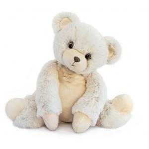 Histoire d'ours - HO2716 - Softy - ours écru MM - Taille 45 cm (334312)