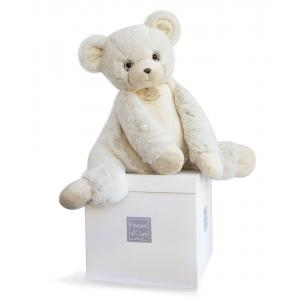 Histoire d'ours - HO2717 - Softy - ours écru GM  - Taille 70 cm (334314)