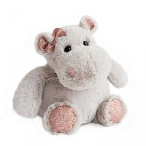 Histoire d'ours - HO2628 - Hippo girl - 25 cm - Taille 25 cm (334326)