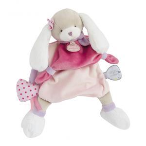 Doudou et compagnie - DC3083 - Marionnette - chien toopi girl- 28 cm (334344)