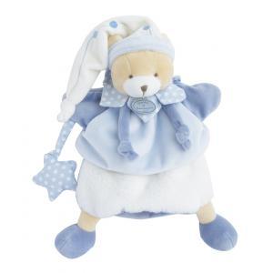 Doudou et compagnie - DC3081 - Marionnette - ours petit chou (334346)