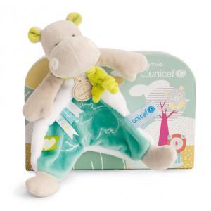 Doudou et compagnie - DC2887 - Unicef - doudou hippo (334610)