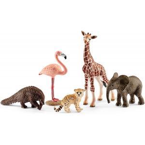 Schleich - 42388 - Figurine Asst animaux Wild Life 13,5 cm x 4,5 cm x 30 cm (334660)