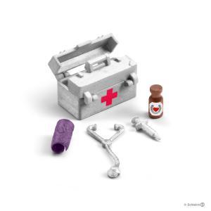 Schleich - 42364 - Pharmacie d'écurie (334716)