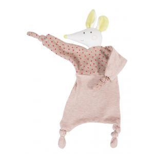 Moulin Roty - 663017 - Doudou Nine la souris Les petits dodos (334986)