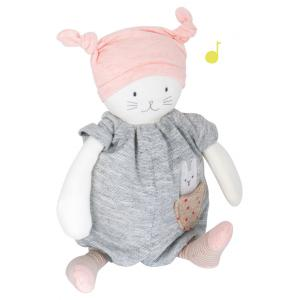 Moulin Roty - 663041 - Chat musical Moon Les petits dodos (334996)