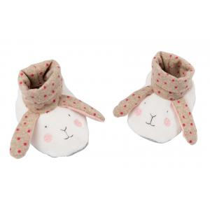 Moulin Roty - 663011 - Chaussons lapin Les petits dodos (335044)