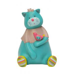 Moulin Roty - 660170 - Tirelire chat Les Pachats (335242)