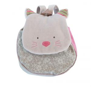 Moulin Roty - 660071 - Sac à dos chat gris Les Pachats (335264)