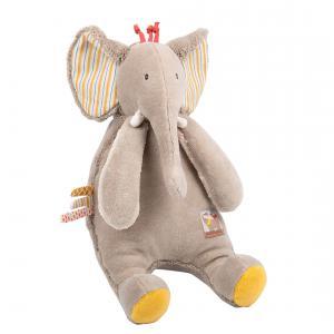 Moulin Roty - 658021 - Poupée éléphant Les Papoum (335648)