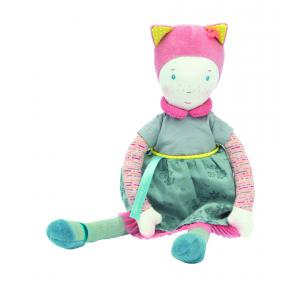 Moulin Roty - 657021 - Poupée Mademoiselle et Ribambelle (335728)