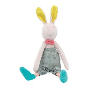 Moulin Roty - 657022 - Poupée Lapin Mademoiselle et Ribambelle (335730)