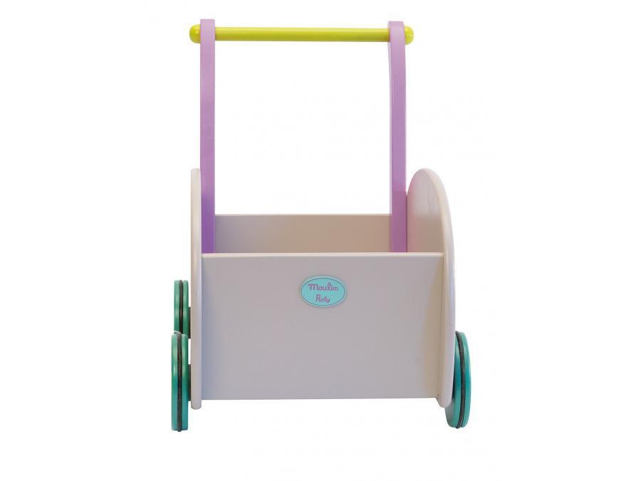 moulin roty chariot de marche les jolis pas beaux. Black Bedroom Furniture Sets. Home Design Ideas