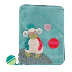 Moulin Roty - 629082 - Protège carnet de santé mouton Jolis pas beaux (336084)