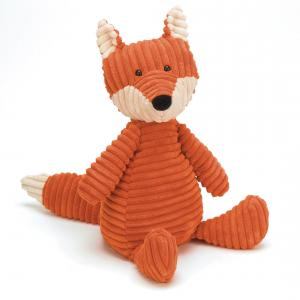 Jellycat - ROY3FX - Cordy Roy Fox Medium -  Hauteur 38 cm (336236)