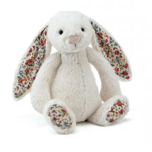 Jellycat - BLB6CBN - Blossom Cream Bunny Small -  Hauteur 18 cm (336248)