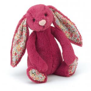 Jellycat - BLB6RBN - Blossom Rose Bunny Small -  Hauteur 18 cm (336252)
